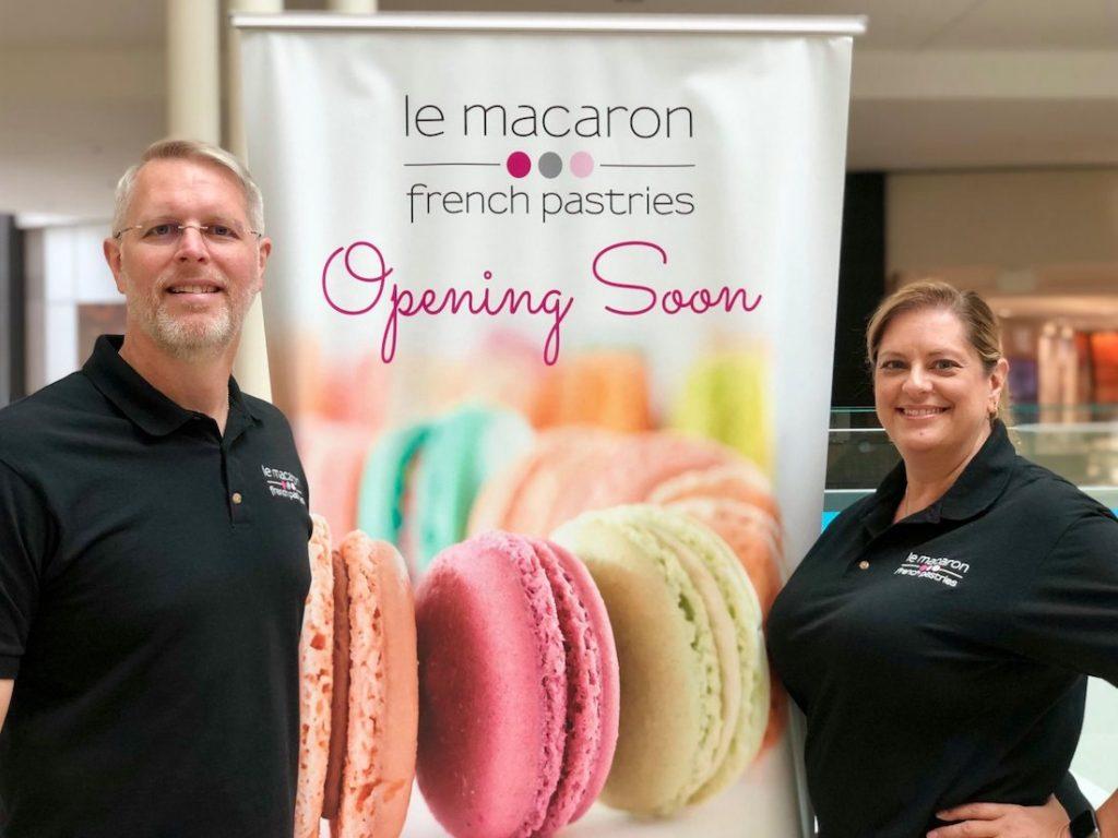 Le Macaron - Alpharetta - Lisa and Dave Admundson