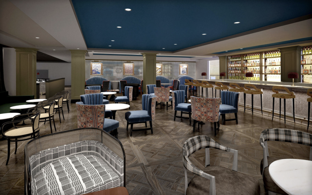 The Burgess Hotel Rendering 1