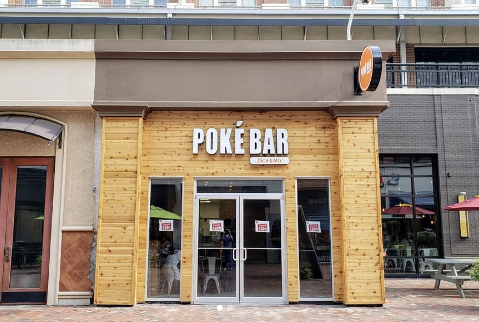 Poké Bar Atlantic Station